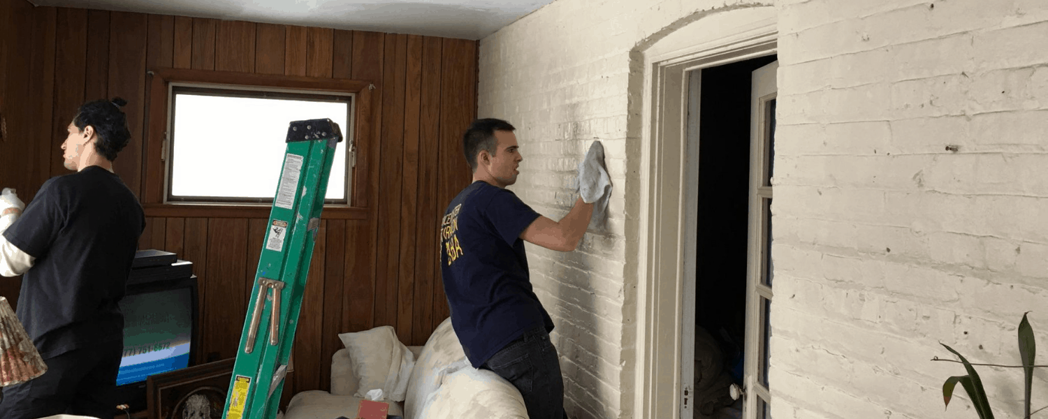 rental property cleaner chicago