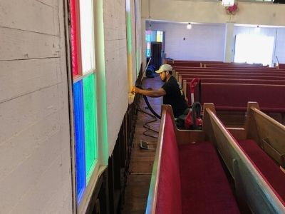 church cleaning services chicago il