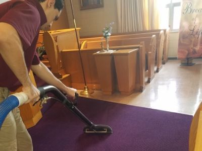 church floor cleaning service chicago