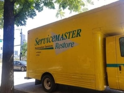 servicemaster chicago crime scene cleaning team
