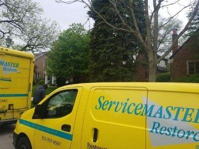 servicemaster of lake shore van