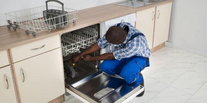 dishwasher flooding prevention