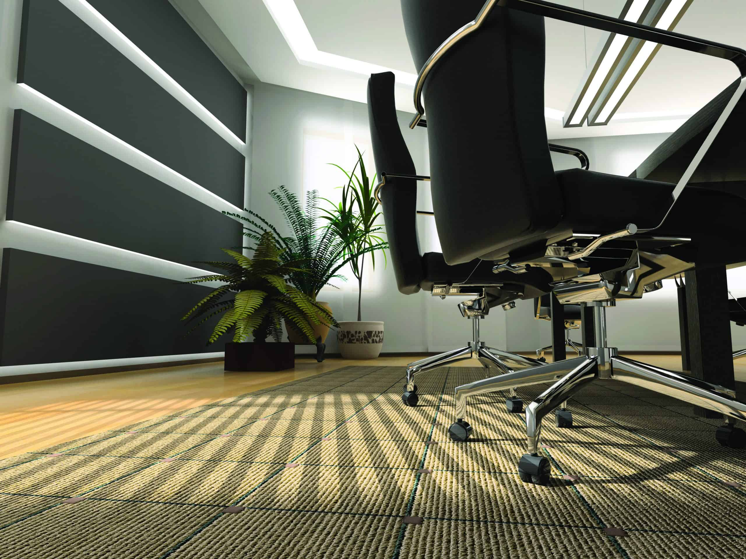 how to clean commercial carpet