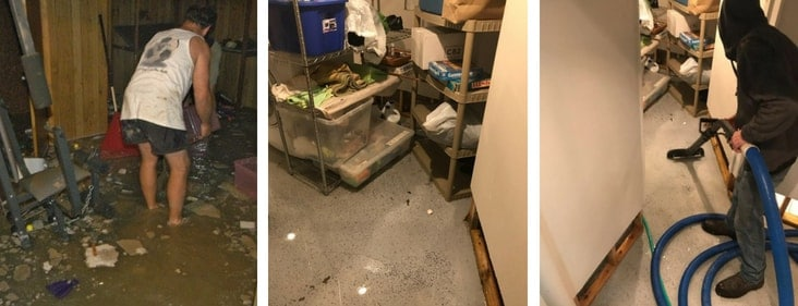 water damage repair chicago