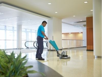 chicago commercial floor cleaning