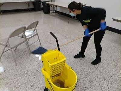 floor cleaning chicago