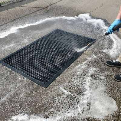 mat cleaning chicago