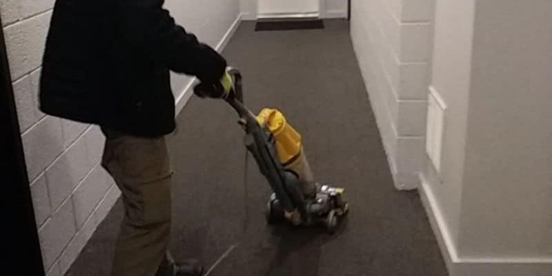 vacuum commercial carpet chicago