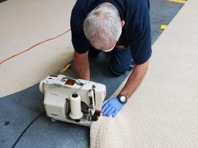 area rug repair chicago restoration