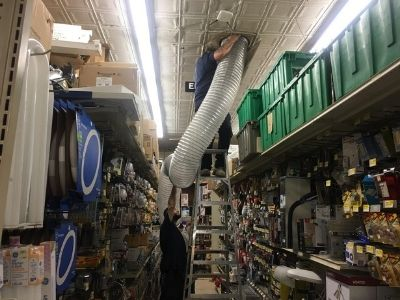 commercial air duct cleaning chicago