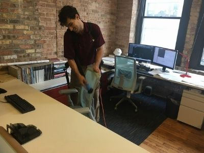 office chair cleaning chicago