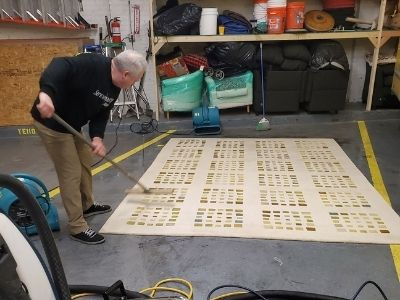 commercial rug cleaning process chicago